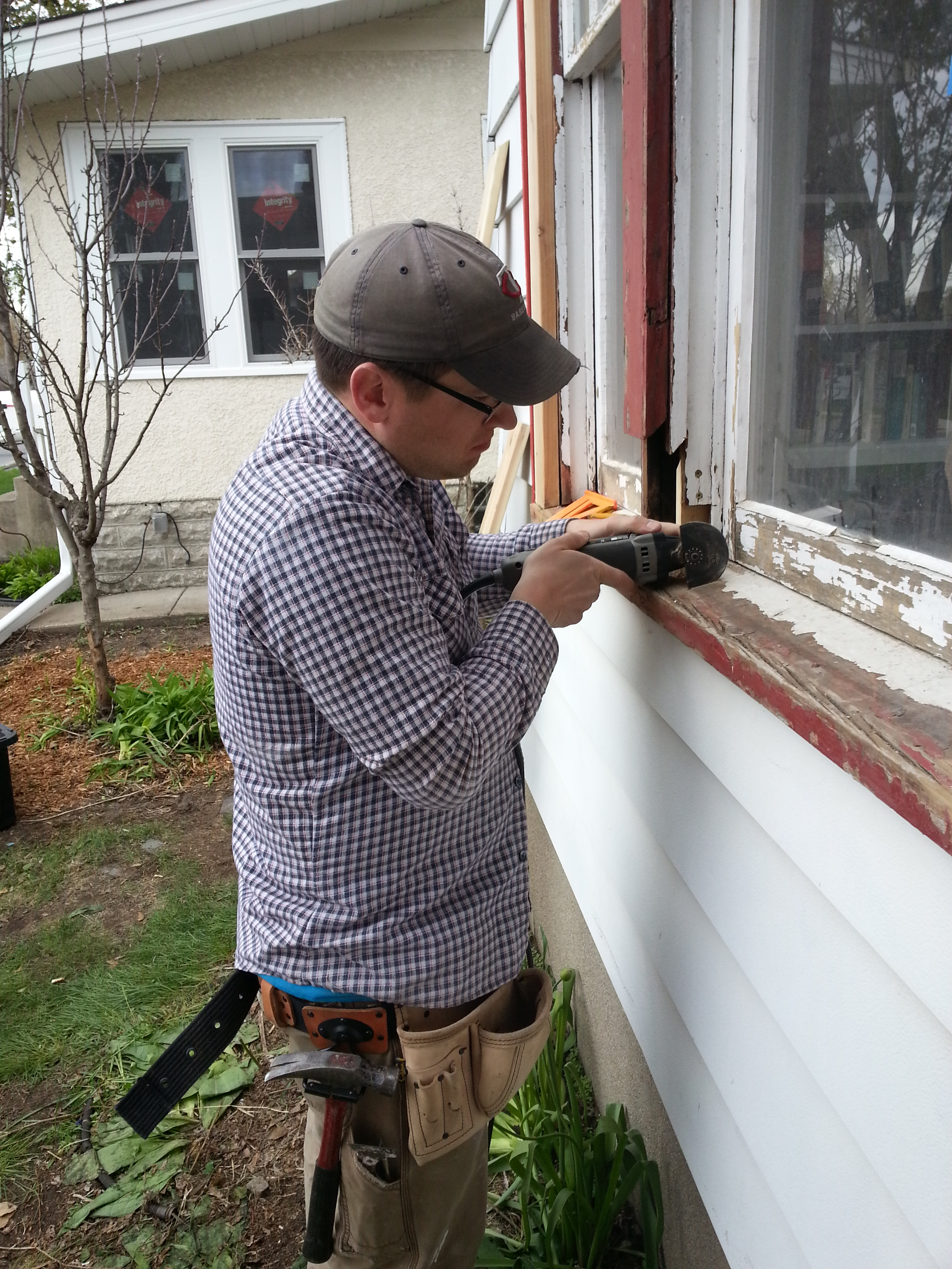 A Brush with Kindness Veteran Home Repair Project