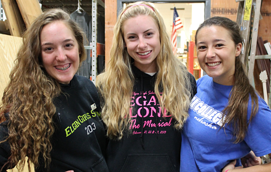 Living Lord Youth Group Volunteers