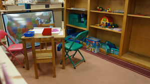 Kids Area at the ReStore