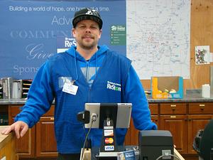 Tommy, ReStore Cashier
