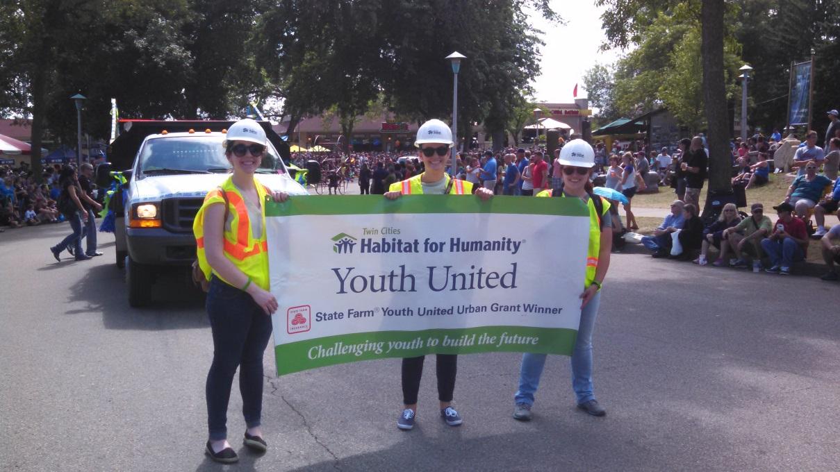 youth united parade