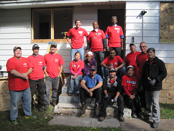 Dow Chemical Group Volunteers
