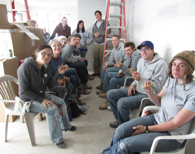 AmeriCorps members - Cottage Grove