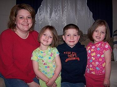 Kenny_Hendry_Family_Photo_in_2005