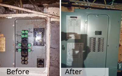 Electrical-Before-and-After