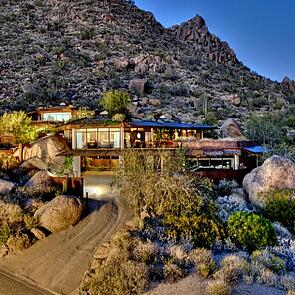 Arizona Home in Mountains