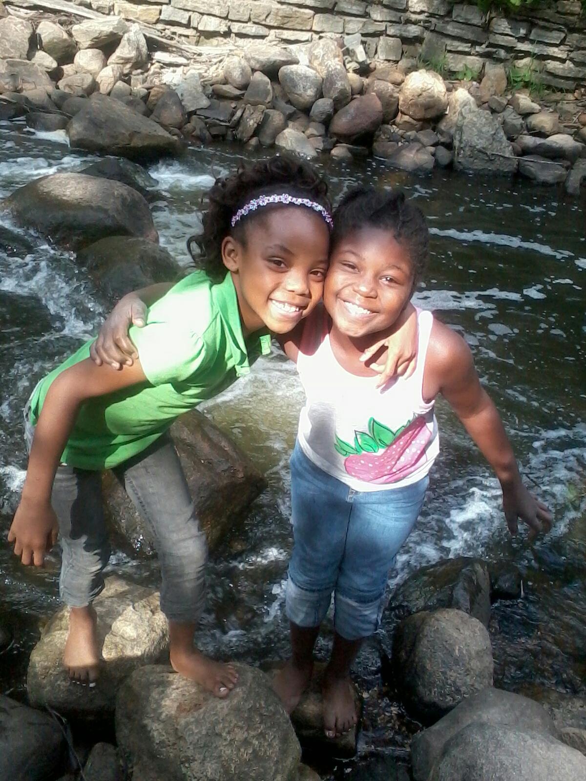 Tamiya and Delia