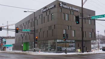 Twin Cities Habitat new office