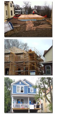Holy Hammers Build Progress Photos