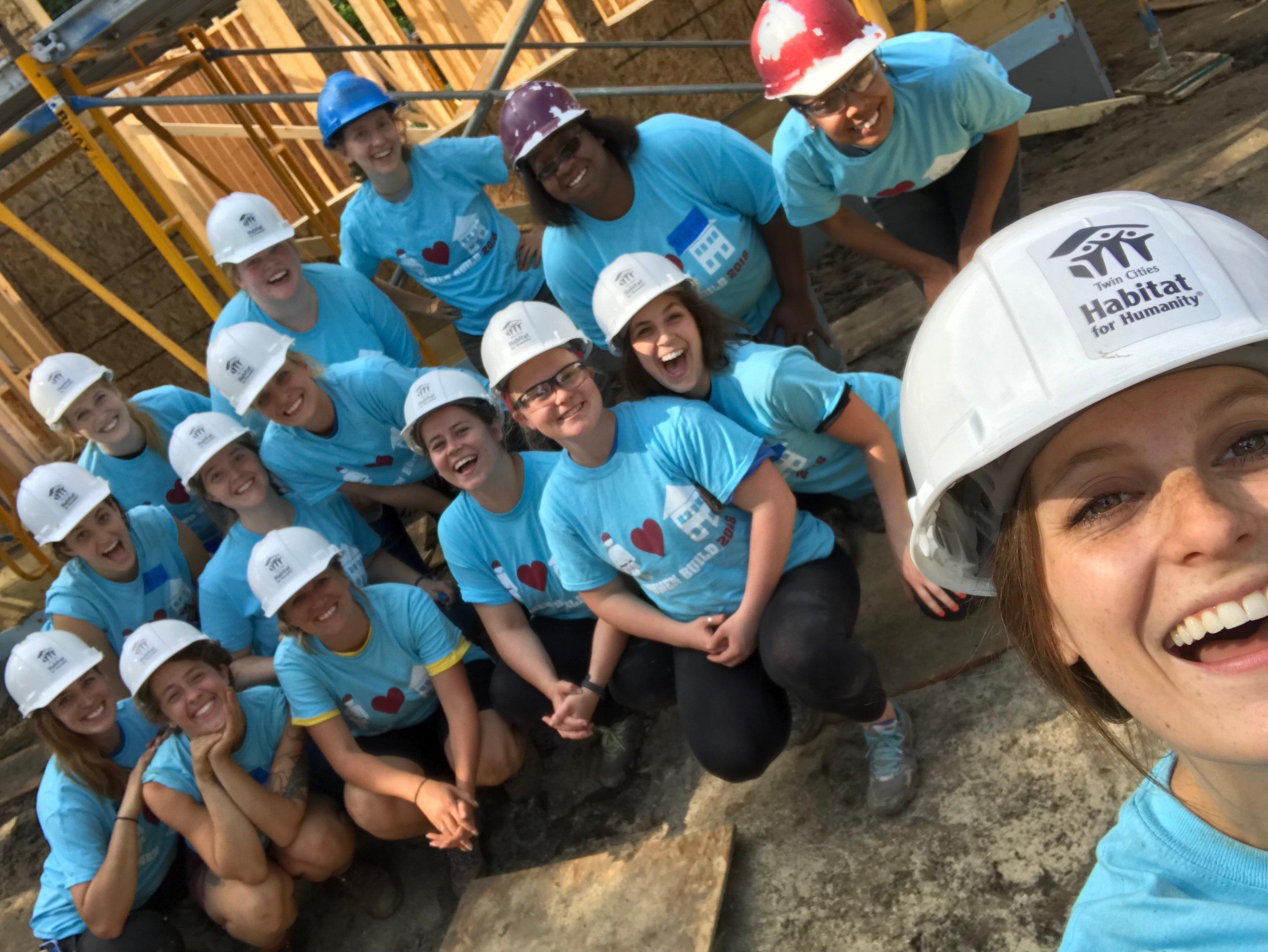 2018 Homebuilding - Site 1498 - Staff Day - Women Build - 06.06.18 (40)