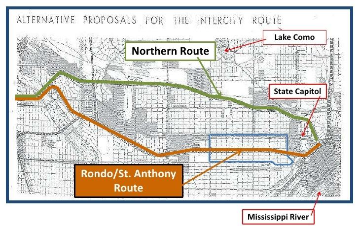 Rondo Interstate Routes