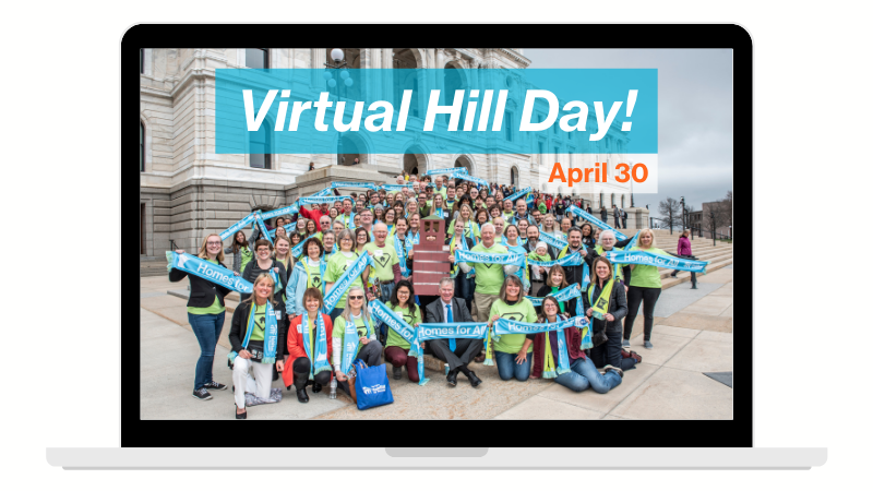 Virtual Hill Day blog feature