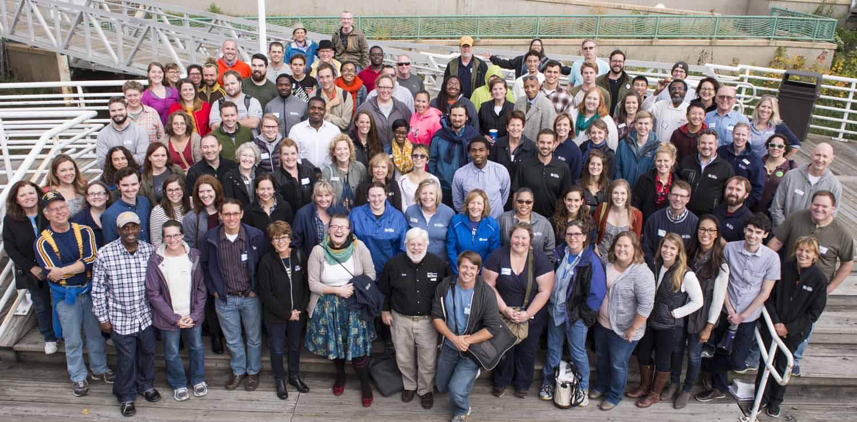 All Staff Photo 10.17.2016