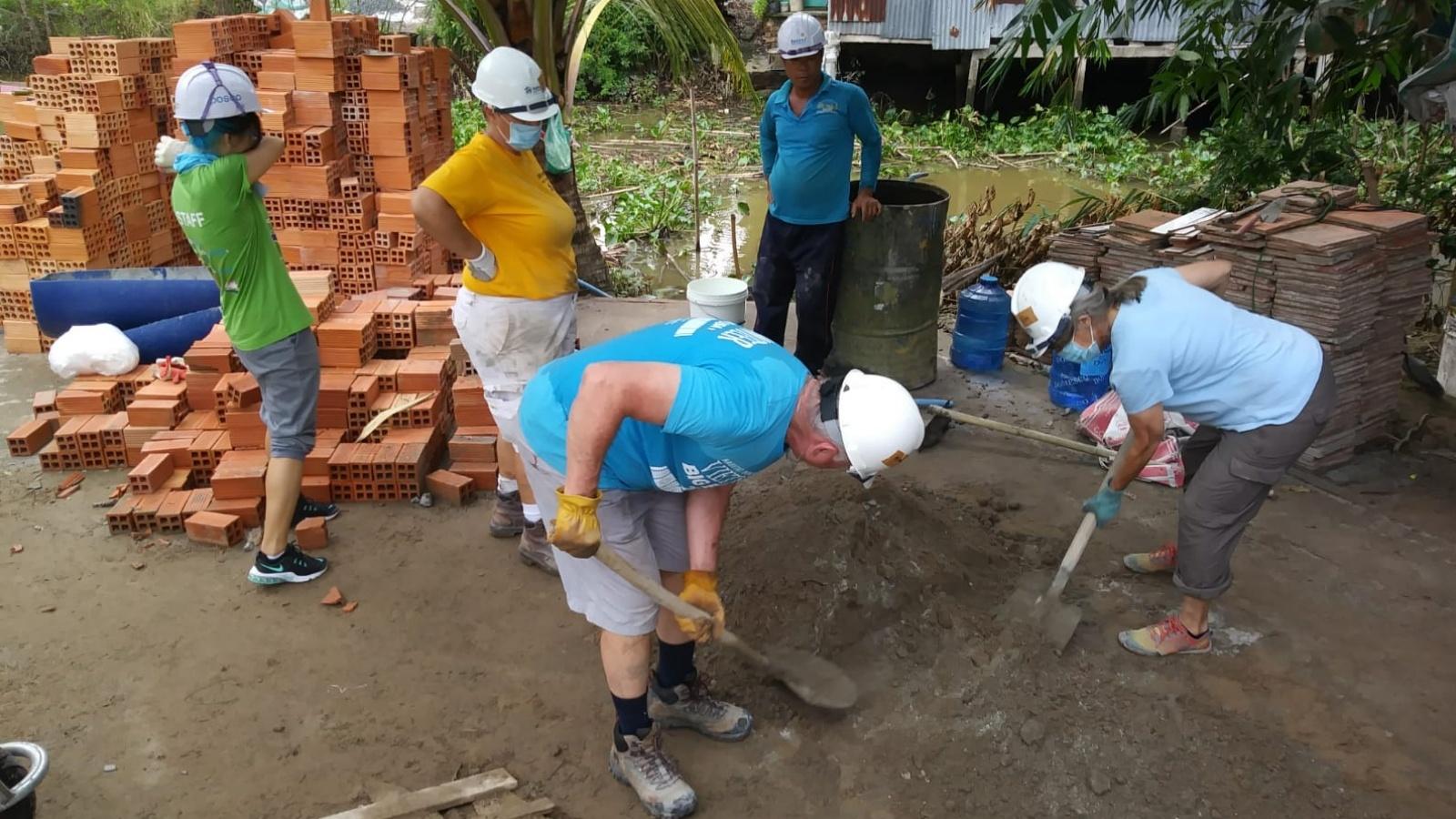 Vietnam Global Village Build 2018 (1)