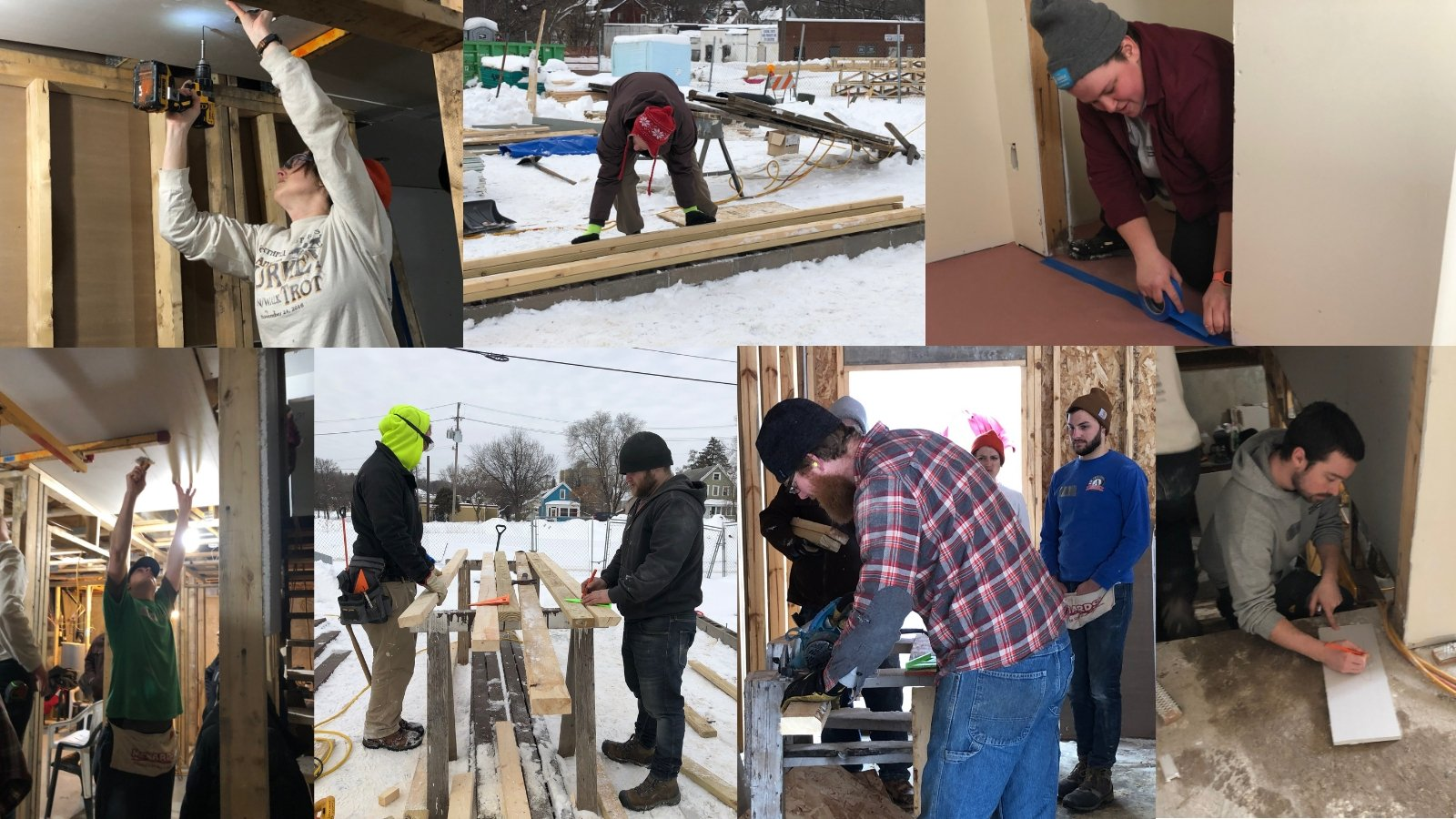 AmeriCorps Alumni Build 2019 Projects