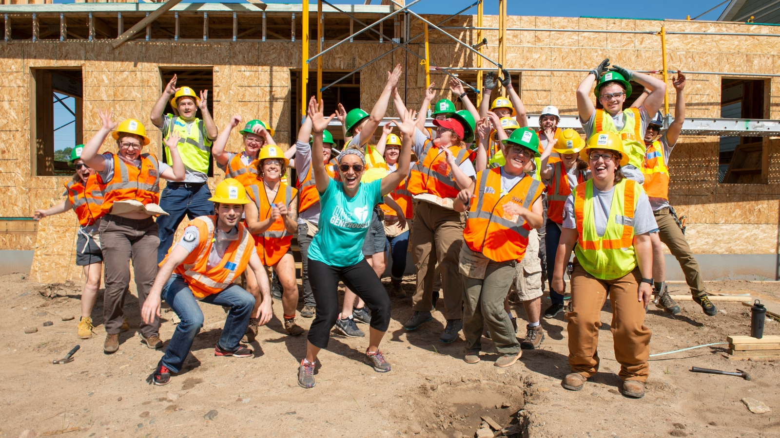 AmeriCorps Build Day 2019