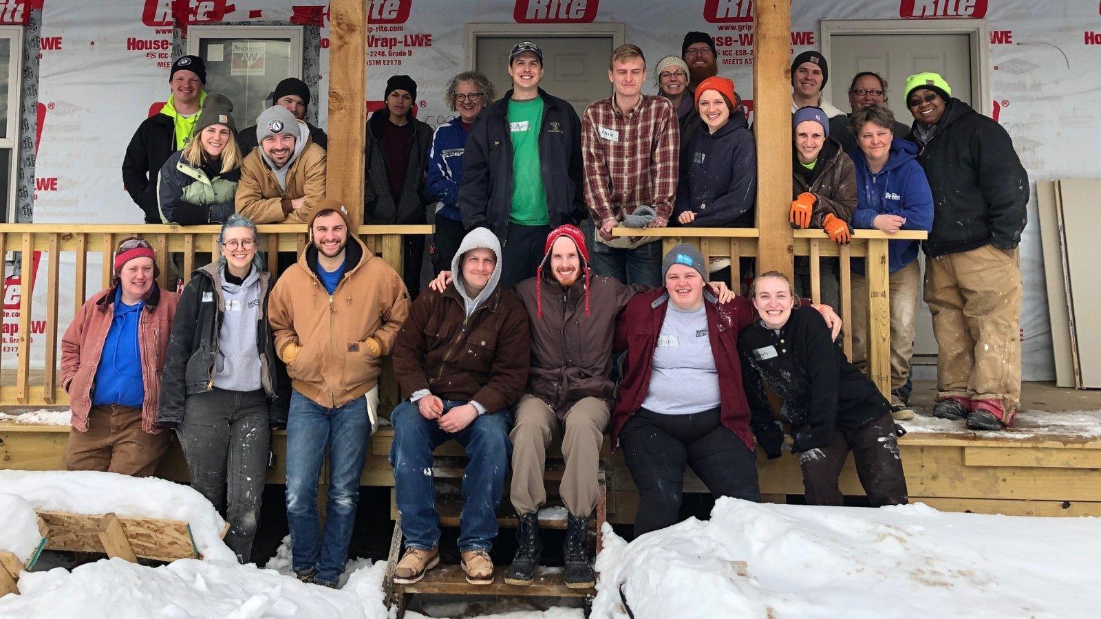 AmeriCorps Alumni Build 2019