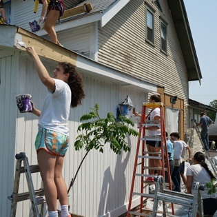 click to read more about becoming a Habitat youth leader