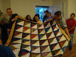 Quilt from Immanuel