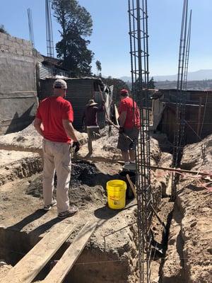 Rebar in Guatemala 2019
