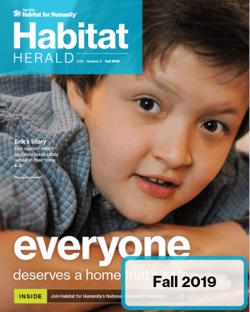Habitat Herald Fall 2019 thumbnail
