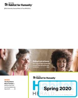 Spring 2020 Herald thumbnail