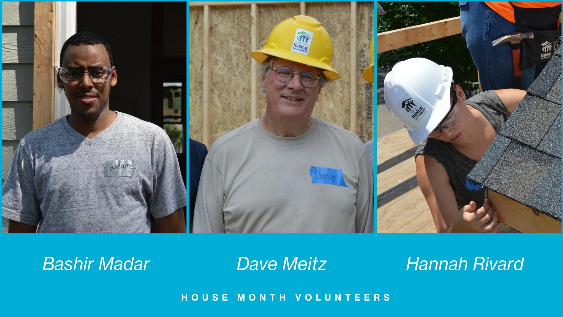 House Month Volunteers (1)