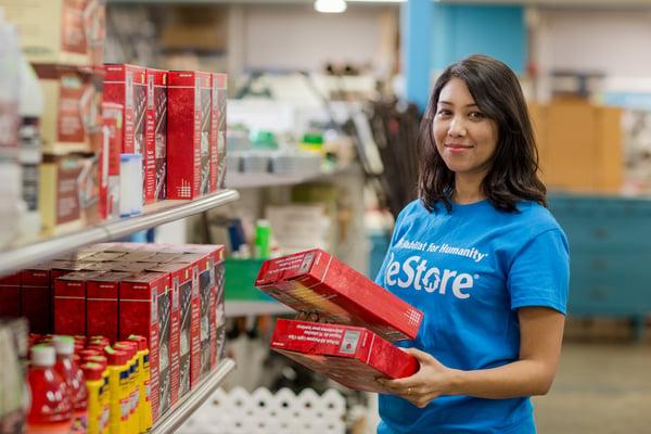 ReStore Youth Volunteer