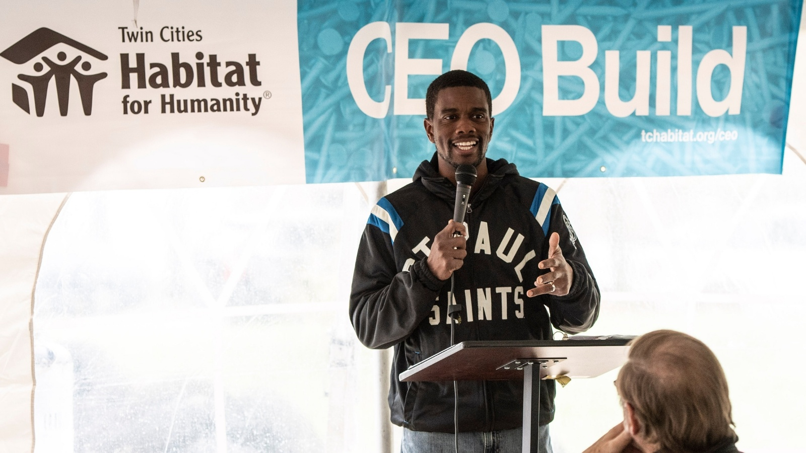 Mayor Carter at CEO Build 2018