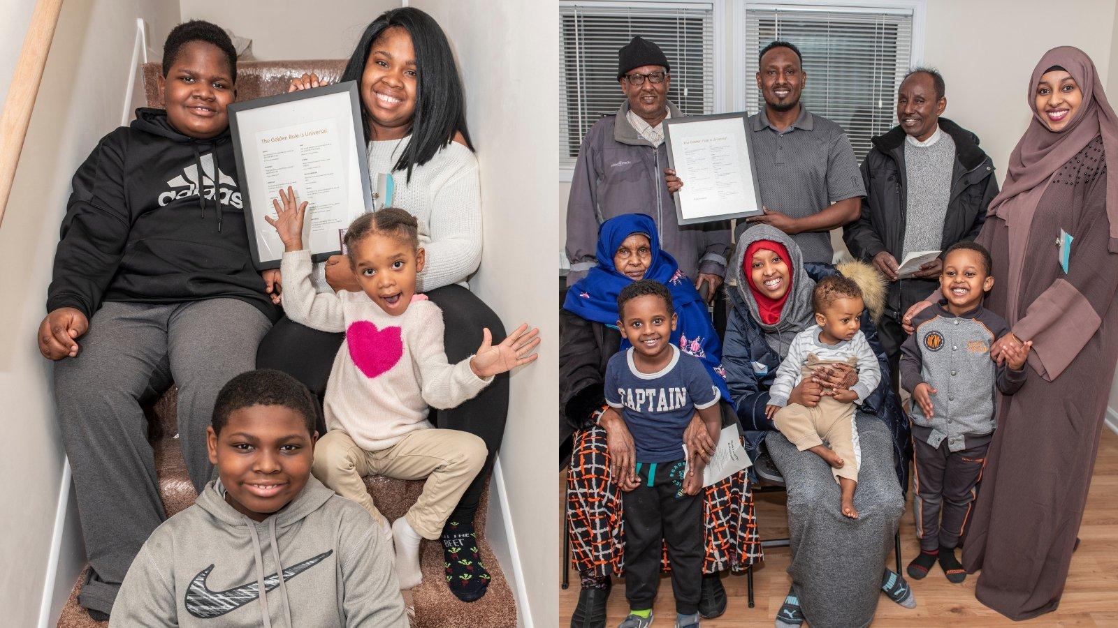 Habitat Families 2018