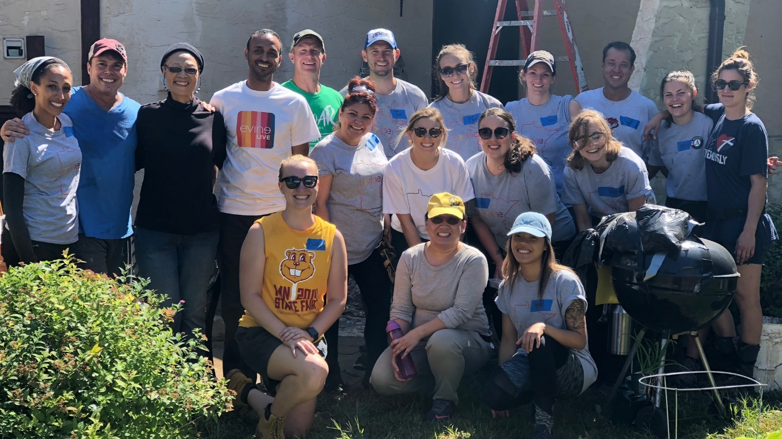 Summer ABWK Volunteers 2018