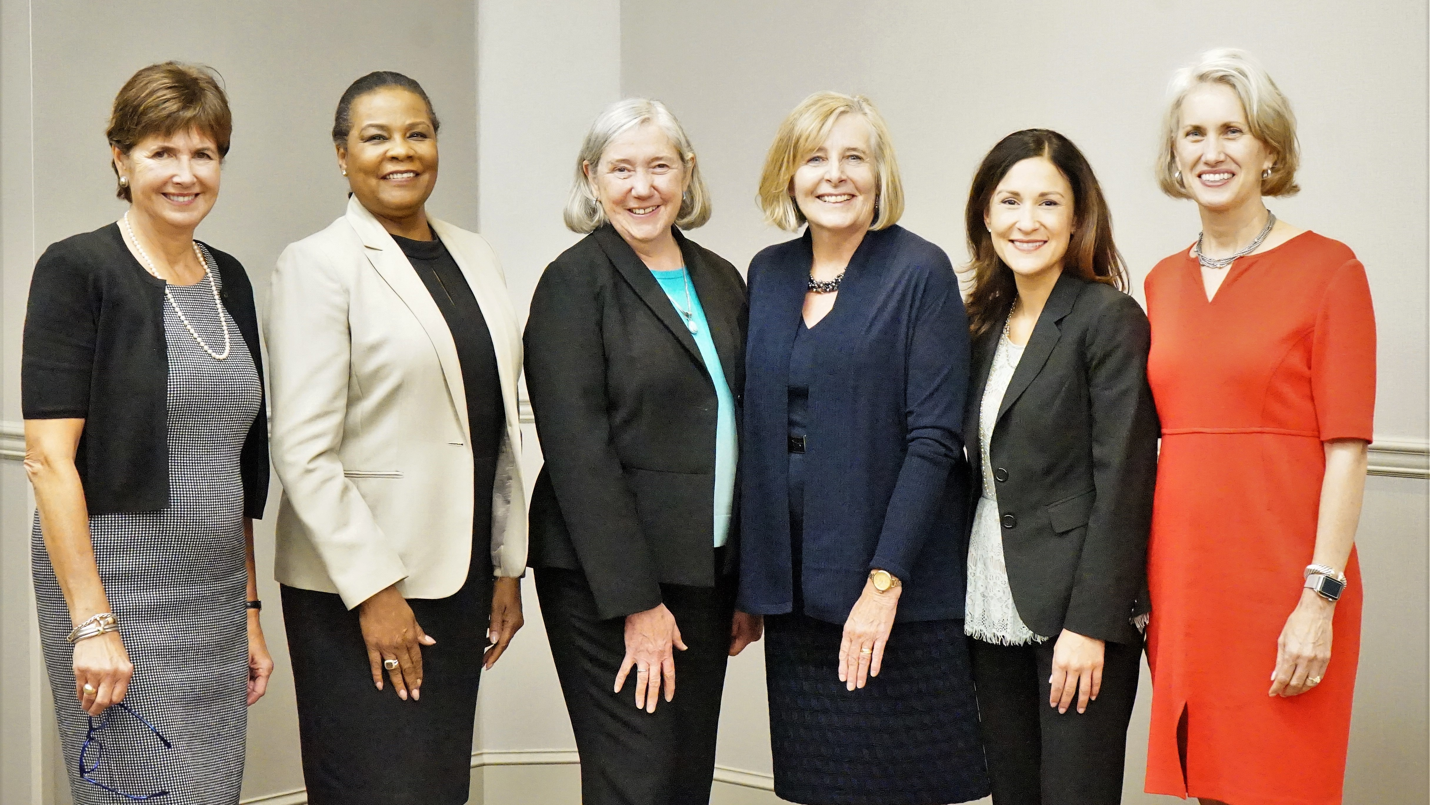 Women of Habitat Panelists