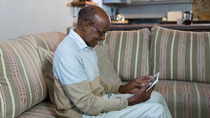 senior socialization when aging at home