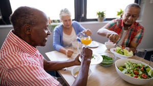 age in place options with other seniors