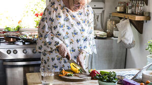 consider lifestyle factors when choosing whether to age at home