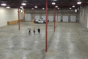 St_Thomas_Students_at_warehouse