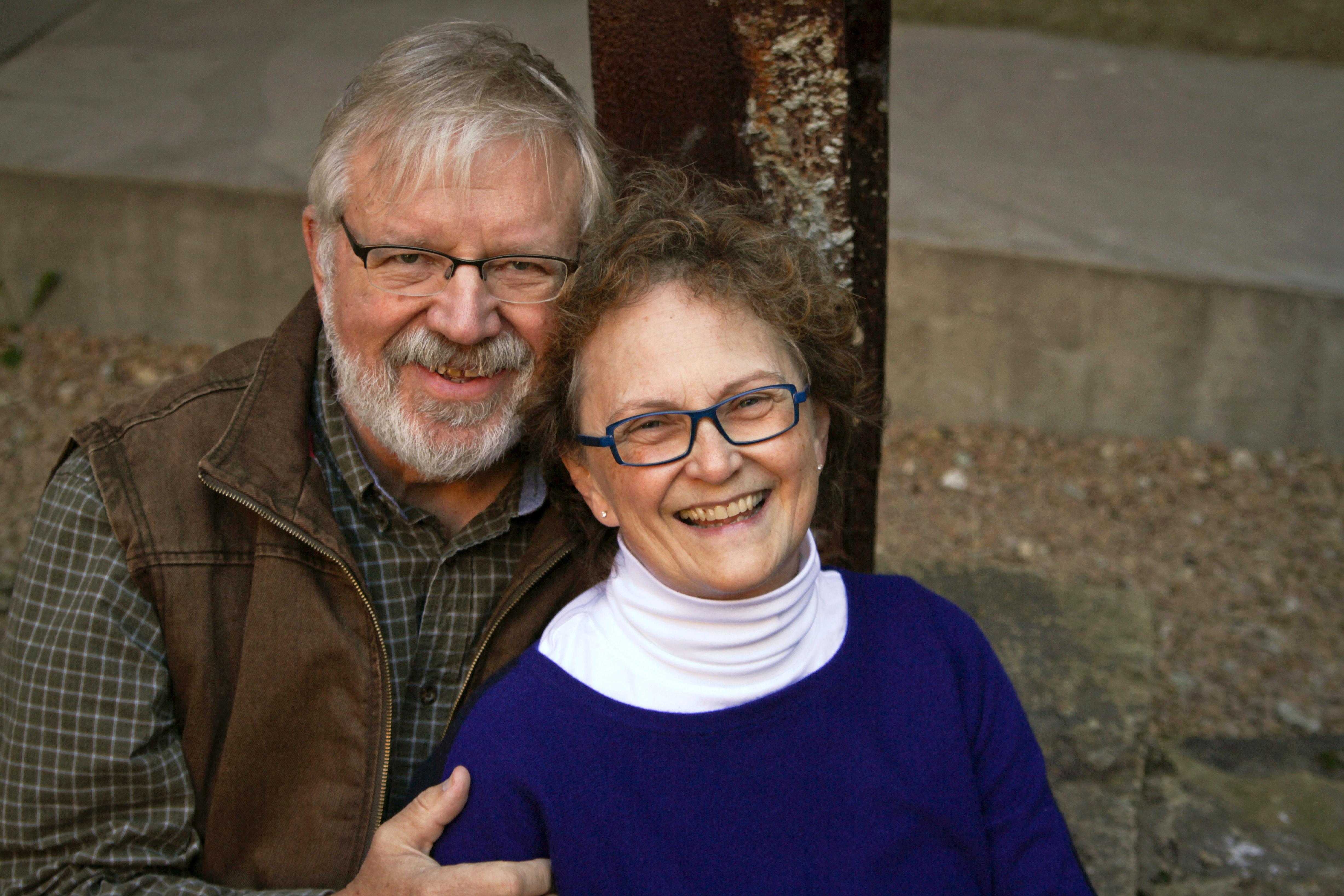 John and Sharlene Hensrud