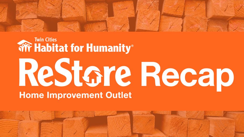 ReStore Recap: October/November