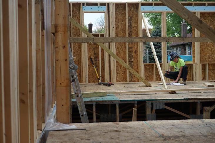 Women Build Work
