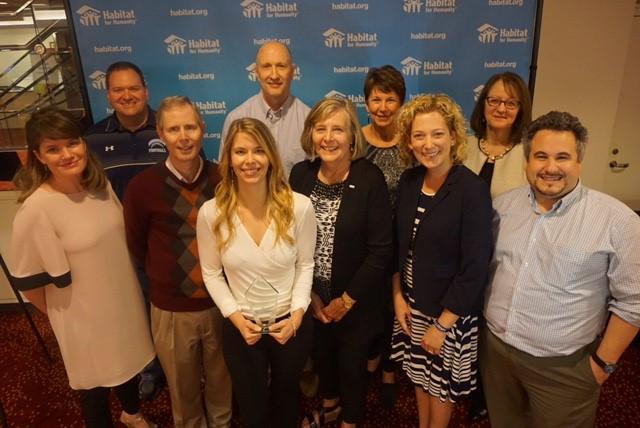 Twin Cities Habitat staff at Habitat International Conference