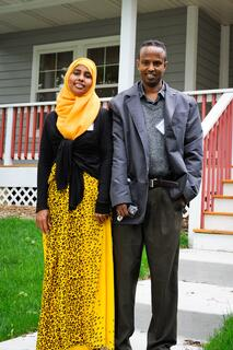 Mohamed and Mariam