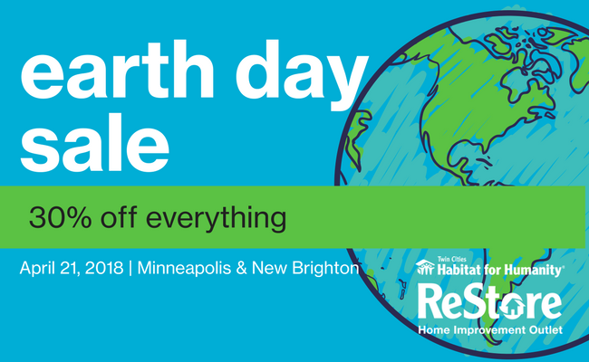 earth day sale