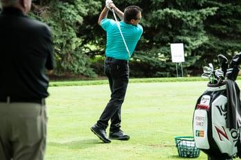 Golf Pro Clinic
