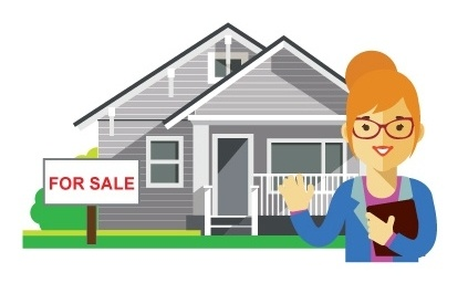 Buy a home on the open market with a realtor
