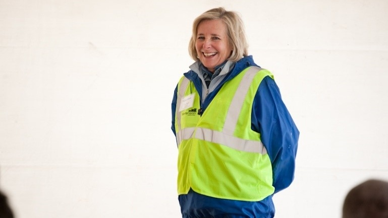Susan Haigh at CEO Build