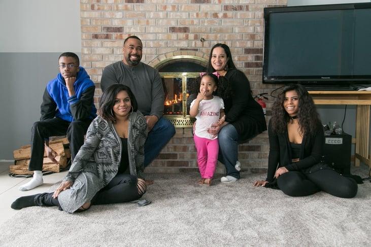 Kera's family