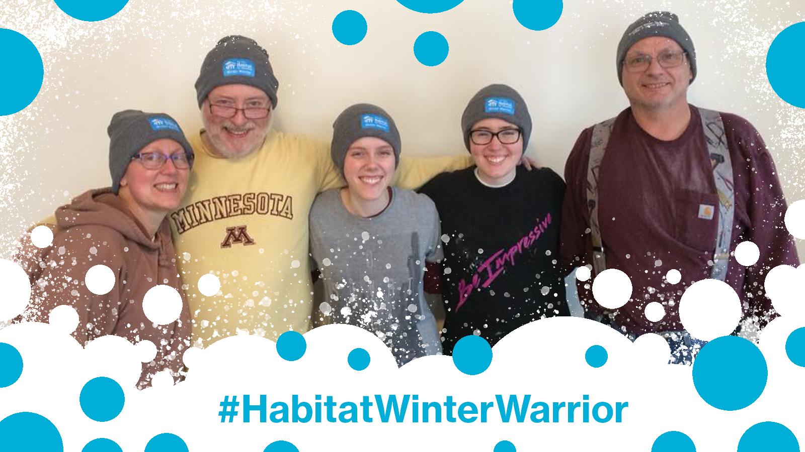 winter warrior group 2