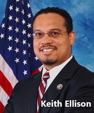 Keith Ellison.