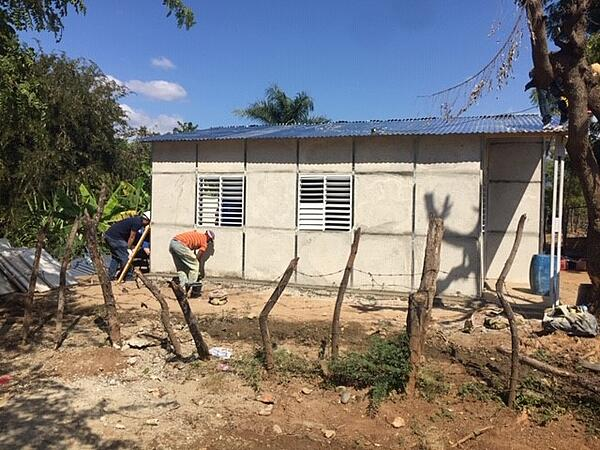 Dominican Republic Habitat House