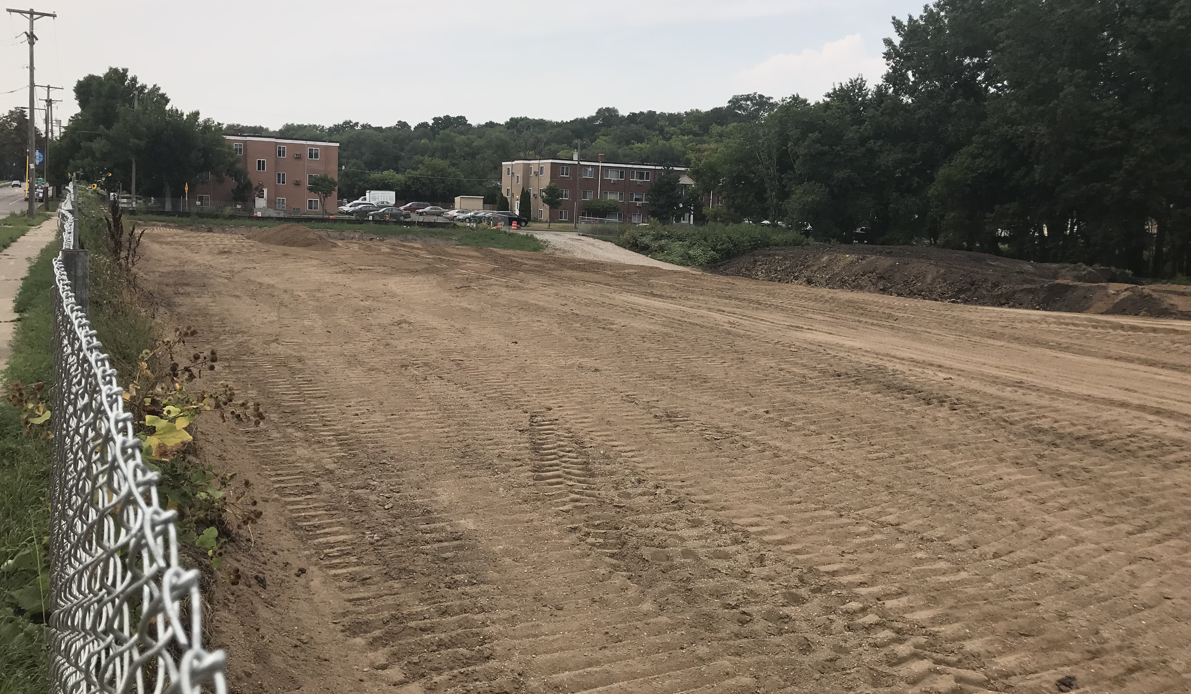 Maryland Ave site Sept 2018